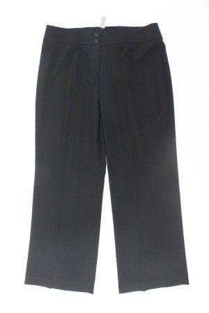 Taifun Anzughose Größe 44 schwarz aus Polyester