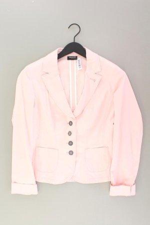 Taifun Blazer Größe 38 rosa aus Baumwolle