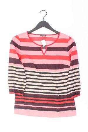 Taifun Bluse Größe 36 3/4 Ärmel mehrfarbig aus Polyester