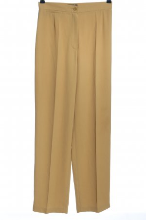 Taifun Collection Pleated Trousers natural white business style