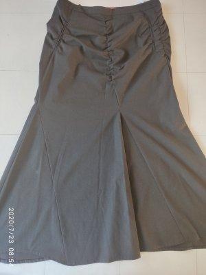 Taifun Maxi Skirt dark brown