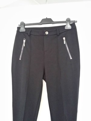 Taifun Stretch Trousers black mixture fibre