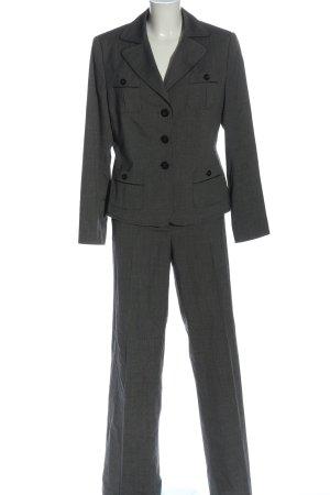 Taifun Tailleur pantalone grigio chiaro stile professionale
