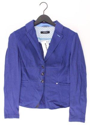 Taifun Jacke Größe 42 neu mit Etikett Neupreis: 129,95€! blau aus Baumwolle