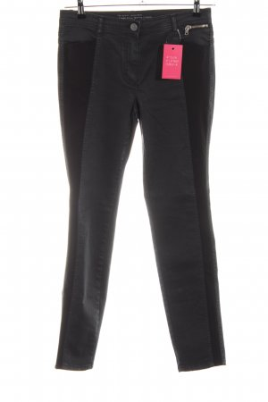 Taifun Jeggings schwarz Casual-Look