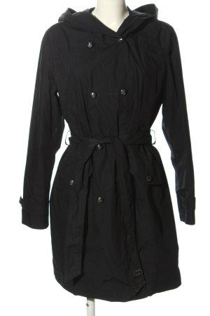 Taifun Hooded Coat black casual look