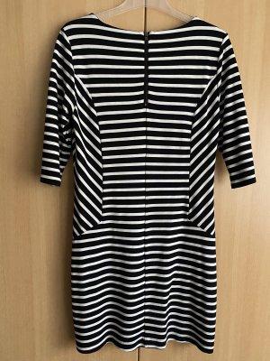 """""""Taifun""""-Kleid, schwarz/weiß gestreift, 38"""