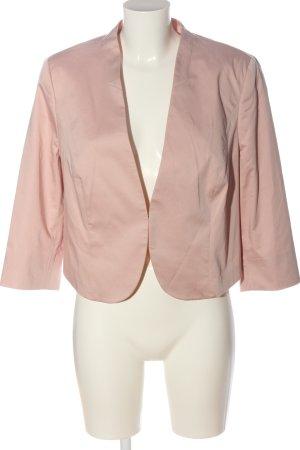 Taifun Kurz-Blazer pink Casual-Look