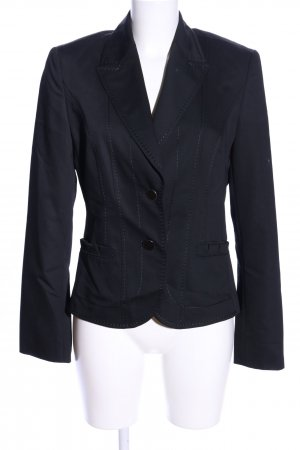 Taifun Long Blazer blue casual look