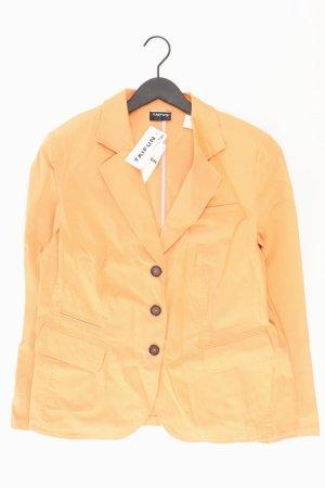 Taifun Longblazer Größe 44 neu mit Etikett Neupreis: 139,95€! orange aus Baumwolle