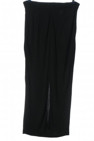 Taifun Maxi Skirt black casual look