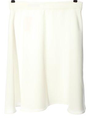 Taifun Spódnica midi biały W stylu casual