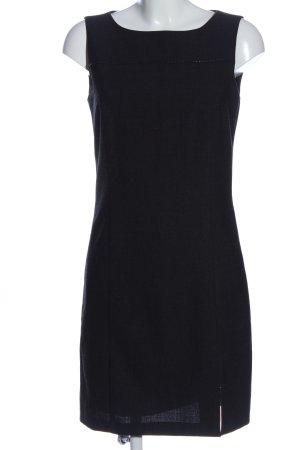 Taifun Mini vestido negro estilo «business»