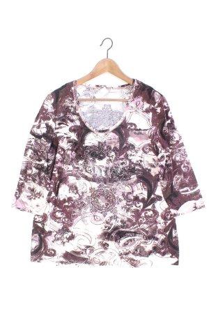 Taifun Printshirt Größe 46 3/4 Ärmel pink aus Polyester