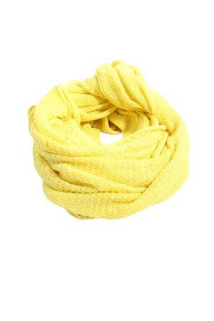 Taifun Caperuza amarillo pálido estampado a rayas look casual