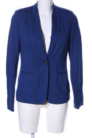 Taifun Separates Kurz-Blazer blau Business-Look