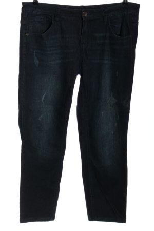 Taifun Separates Skinny Jeans blau Casual-Look