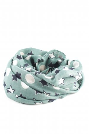 Taifun Summer Scarf abstract pattern casual look
