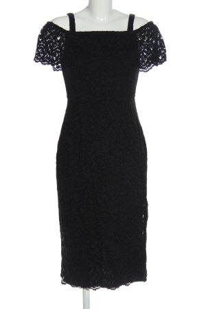 Taifun Lace Dress black elegant