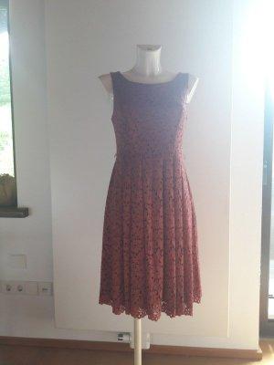 Taifun Empire Dress bordeaux-carmine