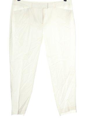 Taifun Spodnie materiałowe biały W stylu casual