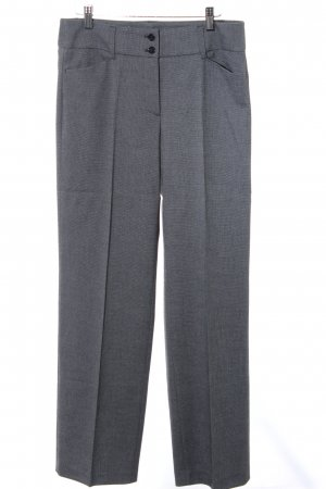 Taifun Stoffhose grau Business-Look
