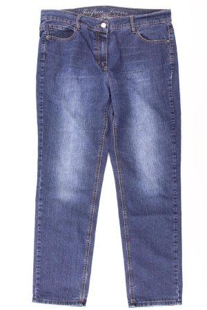 Taifun Jeans coupe-droite bleu-bleu fluo-bleu foncé-bleu azur