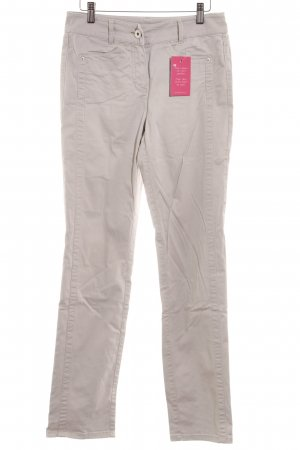 Taifun Jeansy z prostymi nogawkami jasnoszary W stylu casual