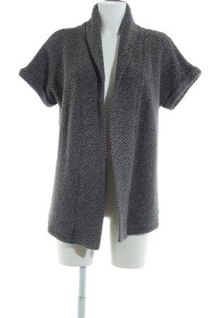 Taifun Cardigan in maglia grigio-argento modello web stile casual