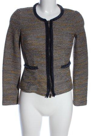 Taifun Knitted Blazer light grey-primrose business style