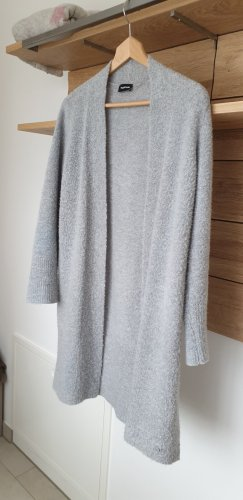 Taifun Cardigan tricotés argenté polyester