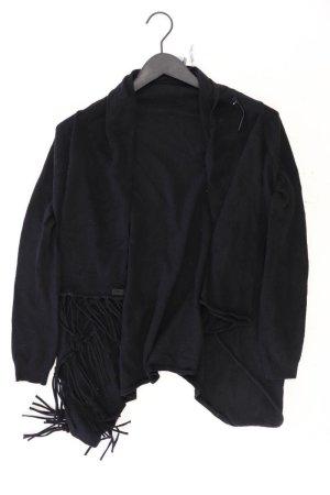 Taifun Cardigan in maglia nero