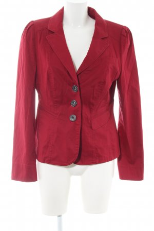 Taifun Sweatblazer rot Casual-Look