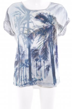 Taifun T-Shirt florales Muster Street-Fashion-Look