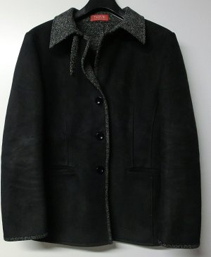 TAIFUN --Übergangsjacke  schwarz --Gr. 38