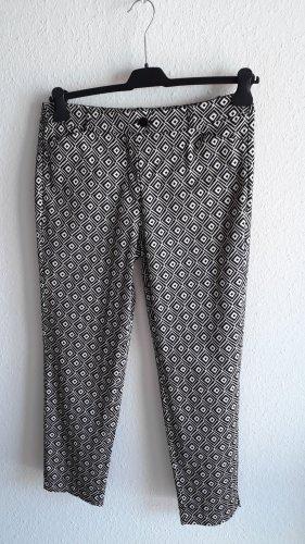 Taifun 7/8 Length Trousers multicolored cotton