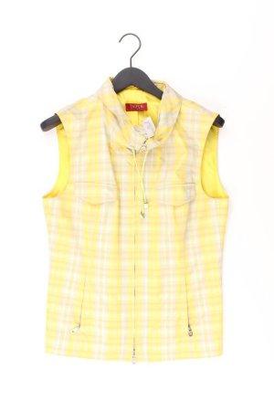 Taifun Weste Größe 40 neu mit Etikett gelb aus Polyester
