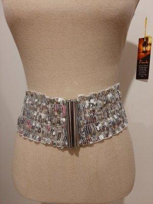 Waist Belt silver-colored