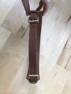 Mango Waist Belt brown-gold-colored