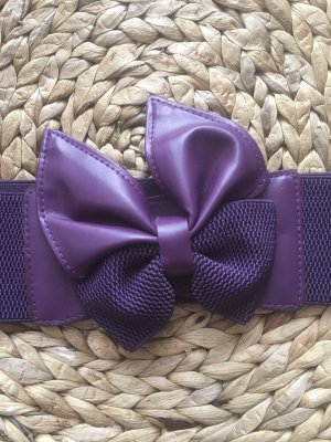 Cinturón pélvico lila grisáceo-violeta amarronado