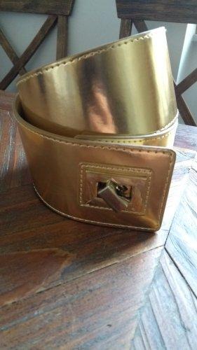 H&M Cinturón pélvico color oro