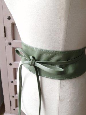 Cinturón pélvico verde claro