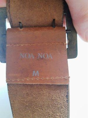 Noa Noa Ceinture de taille cognac
