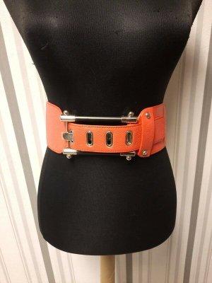 Waist Belt red mixture fibre