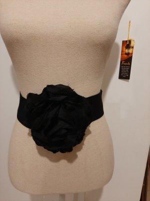 Grupo Inditex Cinturón pélvico negro