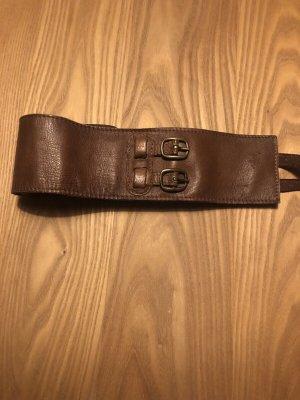 Pieces Cinturón pélvico marrón