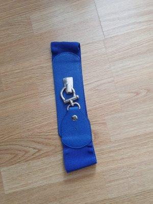 Cintura vita blu scuro-blu