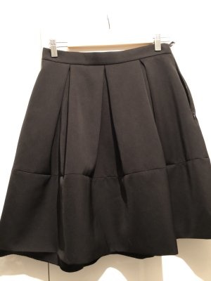 Donna by hallhuber Falda circular negro Poliéster