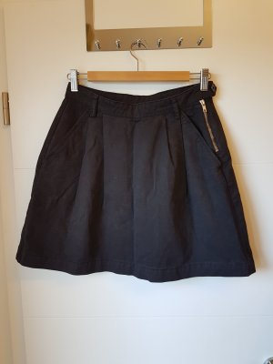 armedangels High Waist Skirt black
