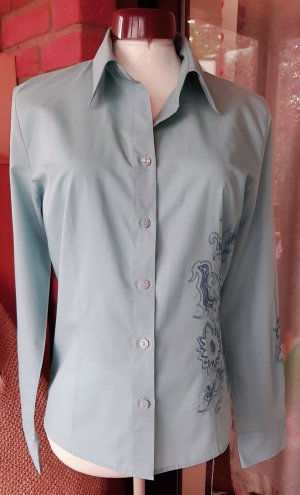 s.Oliver Long Sleeve Blouse turquoise